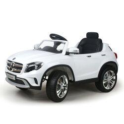 寶貝樂精選 奔馳GLA電動車-白色(BTRT653W)