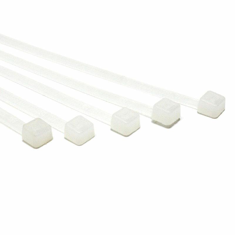 群加 Powersync 束線帶 100mm【電線理線收納】/ 白色 50入(CT-10W)