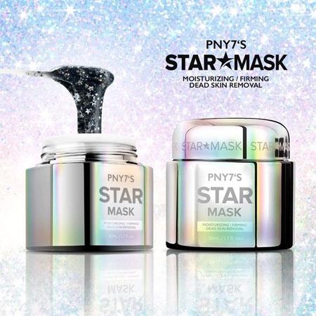 韓國PNY7`S星空面膜撕拉面膜50ml星空面膜面膜星星面膜StarMask【N202926】