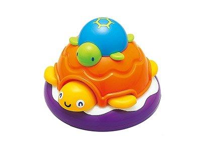 Toyroyal樂雅 - 洗澡玩具 烏龜 0
