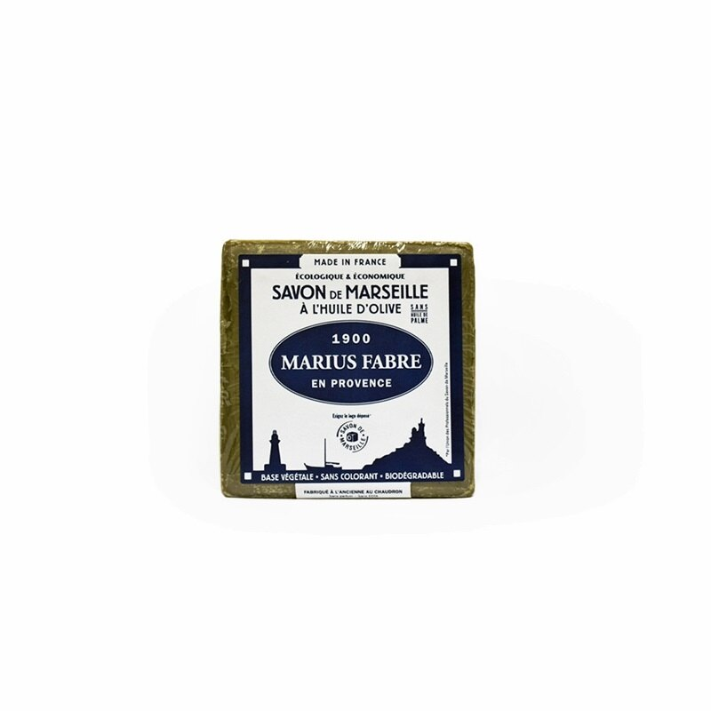 法鉑 橄欖油經典馬賽皂 (綠皂)  / 200G  UPSM 認證 / EPV 標章 / 法國原裝進口