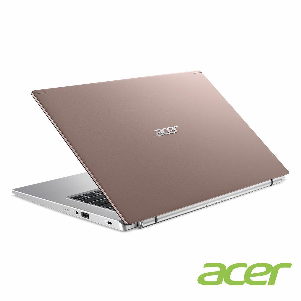 acer Aspire5 A514-54G-51TJ 粉 宏碁高效能筆電/i5-1135G7/MX350 2G/8G/512G PCIe/14吋FHD IPS/W10/含acer原廠包包及滑鼠