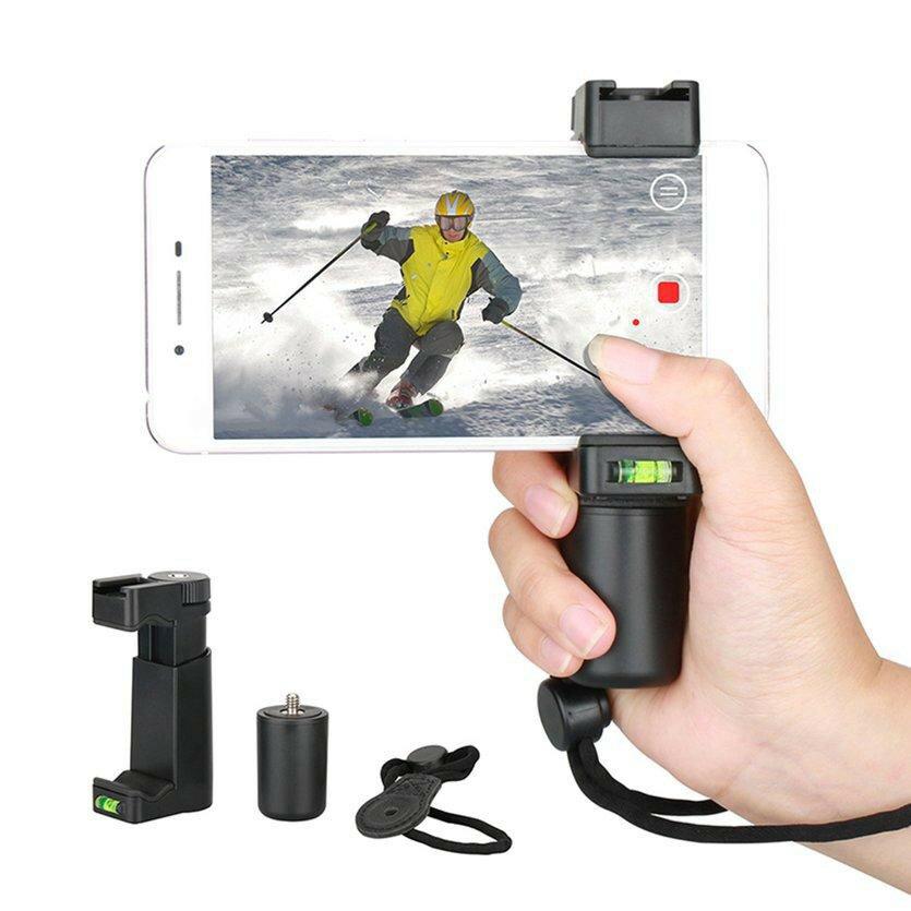 【eYe攝影】現貨 Ulanzi F-Mount 握把 冷靴座 手機 手持自拍桿 直播 錄影 可搭配 麥克風 攝影燈