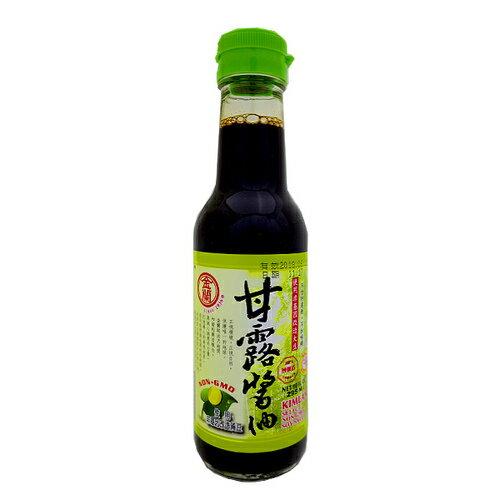 金蘭 甘露醬油 295ml