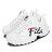 《限量商品》Shoestw【5C113T125】FILA DISRUPTOR II SCRIPT 復古運動鞋 老爹鞋 鋸齒鞋 厚底增高 皮革 大LOGO 白色 女生 0