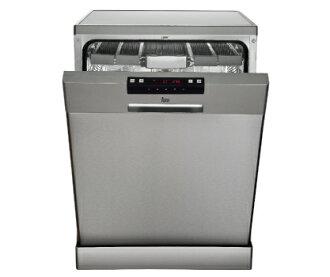 TEKA 德國 LP-8850 不鏽鋼獨立式洗碗機 有單獨上層清洗 【零利率】※另售SMS53D02TC