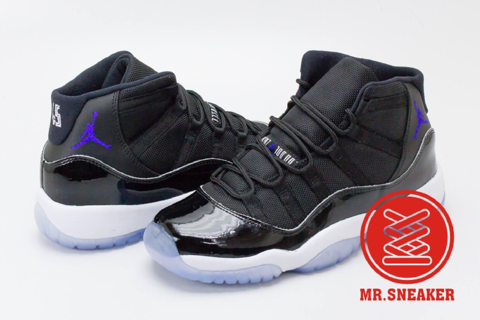 ☆Mr.Sneaker☆ NIKE Air Jordan 11 AJ XI Space Jam 怪物奇兵 2016復刻 現貨 GS