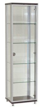 *****東洋數位家電*****高級展示櫃 內埋崁燈 強化玻璃+鋁合金骨架 5片玻璃層板 ZY-568/ZY568*可訂做
