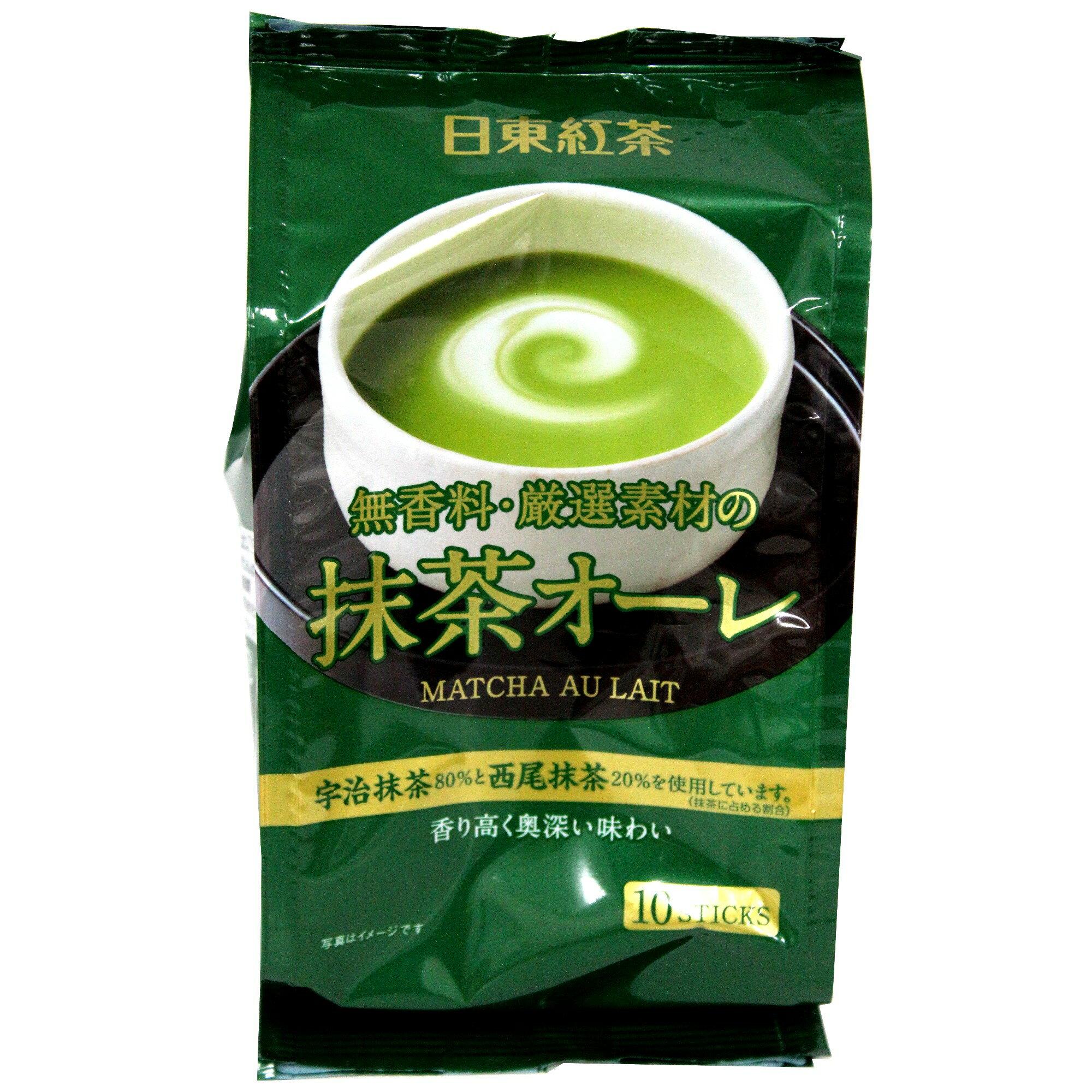 日東紅茶抹茶歐蕾 120g