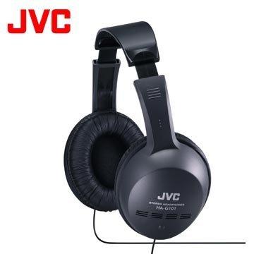 JVC HA-G101 立體聲全罩式耳機