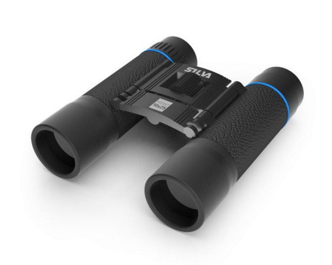 【【蘋果戶外】】SILVA S881025【10*25倍】瑞典森林 Pocket 10*25 望遠鏡 賞鳥.登山縱走.海釣溪釣 體積小 方便攜帶