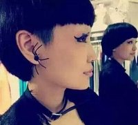 愚人節 KUSO療癒整人玩具周邊商品推薦韓國最新款 蜘蛛耳環 萬聖節 仿真 整人 嚇人 搞怪 個性 龐克 街頭 時尚 流行 禮物 耳針式(單支)