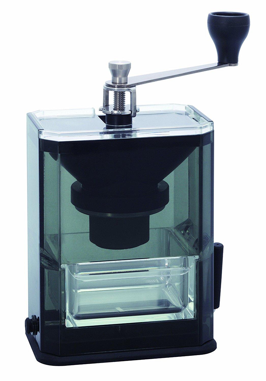 日本原裝 HARIO MXR-2TB 攜帶式 陶瓷刀 手搖式磨豆器 可調整咖啡研磨粗細