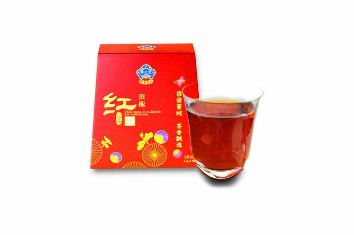 《廣先堂 頂極紅茶》通過SGS農藥殘留檢測、MIT在地生產>>>2.5g×5 原葉茶包。熱泡甘醇,冷泡消暑,一種茶葉絕佳的雙重體驗!