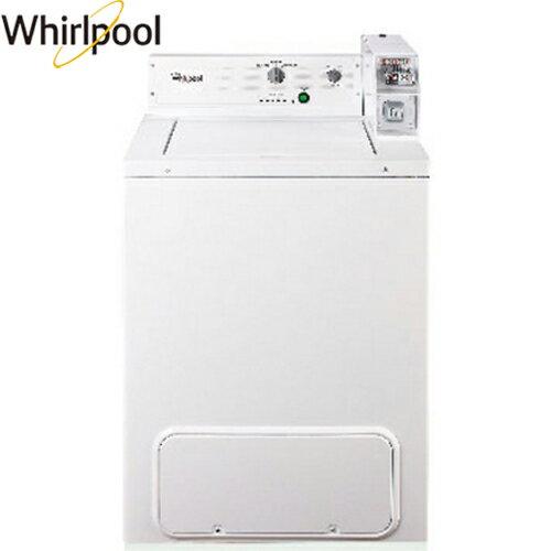 Whirlpool 惠而浦 CAE2763BQ 商用投幣式洗衣機 12KG (110V )