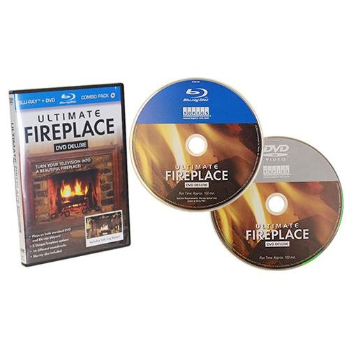 Ultimate Fireplace Deluxe (DVD + Blu-ray bonus disc) 1