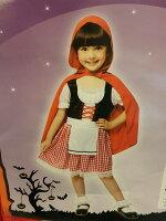 尾牙變裝推薦到X射線【W290049】森林小紅帽,化妝舞會/角色扮演/尾牙表演/萬聖節/聖誕節/兒童變裝/cosplay就在X射線 精緻禮品推薦尾牙變裝