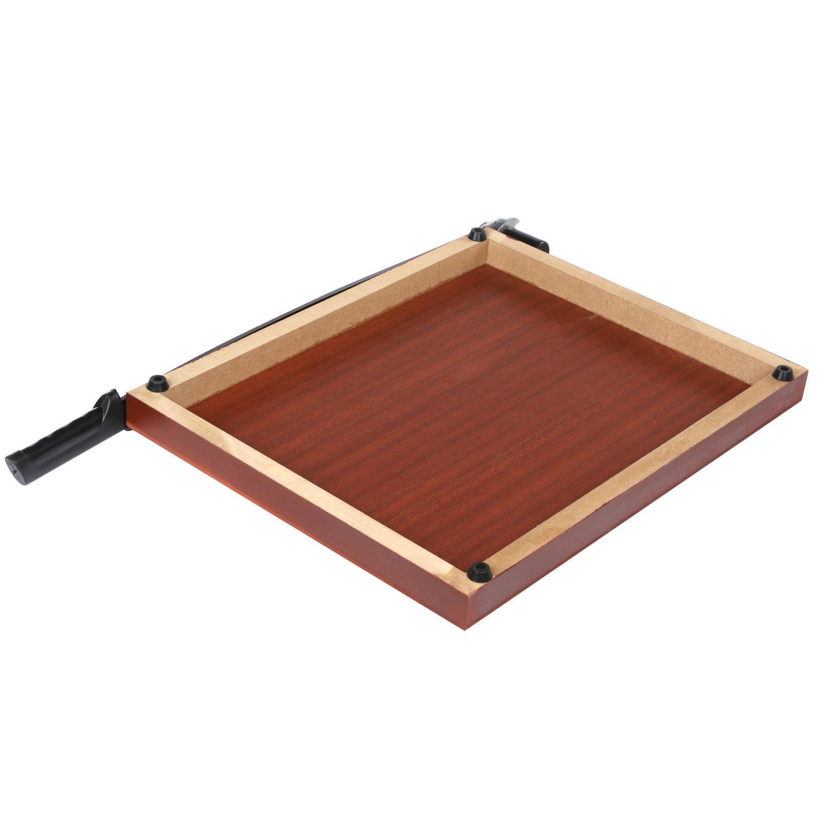 Wooden Paper Cutter A2-B7 3