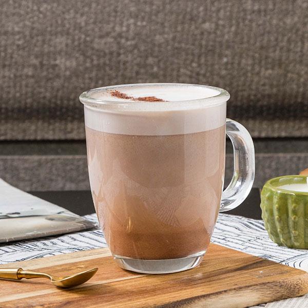 【怡客咖啡】巧克力鮮奶茶(熱) ★第二杯5折★咖啡寄杯★即買即用★電子票券 - 限時優惠好康折扣