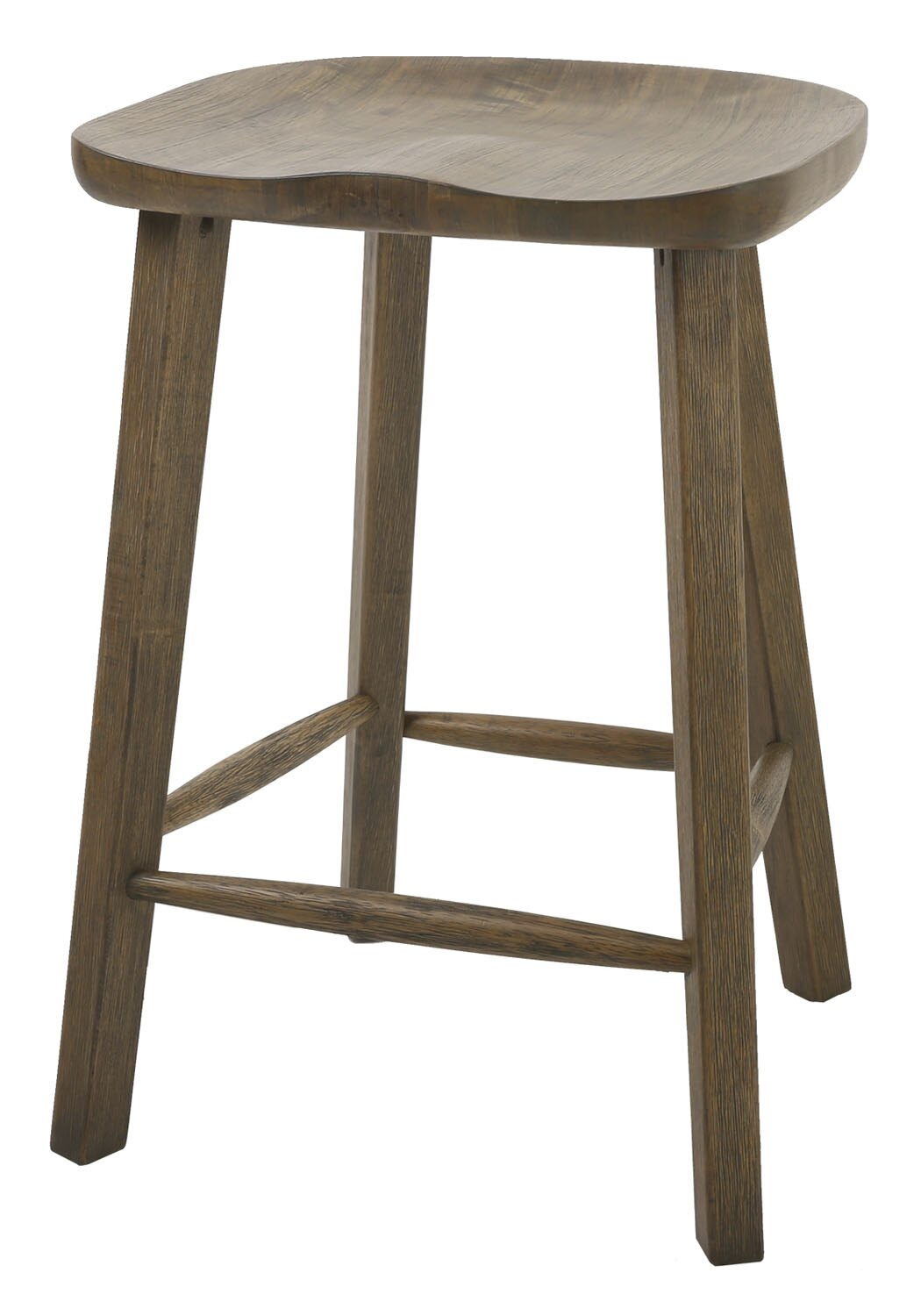Clickhere2shop Nada Home Brands Tractor 25 Counter Height Stool In