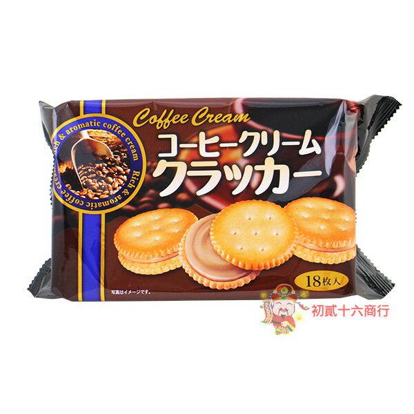 【0216零食會社】日式康陽咖啡夾心餅