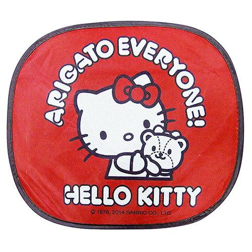 HELLO KITTY 40周年系列-側窗遮陽板