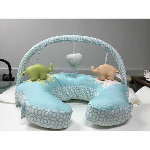 Comfort&Harmony哺乳定型枕+玩偶架(CH01000ELY)★衛立兒生活館★
