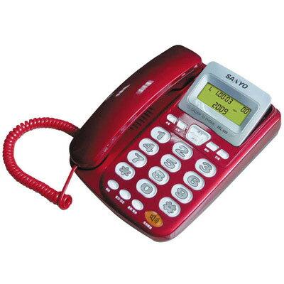 三洋 SANYO 來電顯示有線電話機 TEL-805