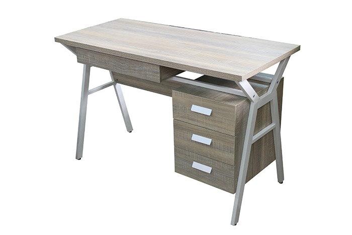 【尚品家具】602-55 史崔克 橡木色4尺書桌/電腦桌/辦公桌/書桌/事務桌/工作桌/Desk