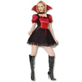 吸血鬼女化裝舞會表演服裝86064