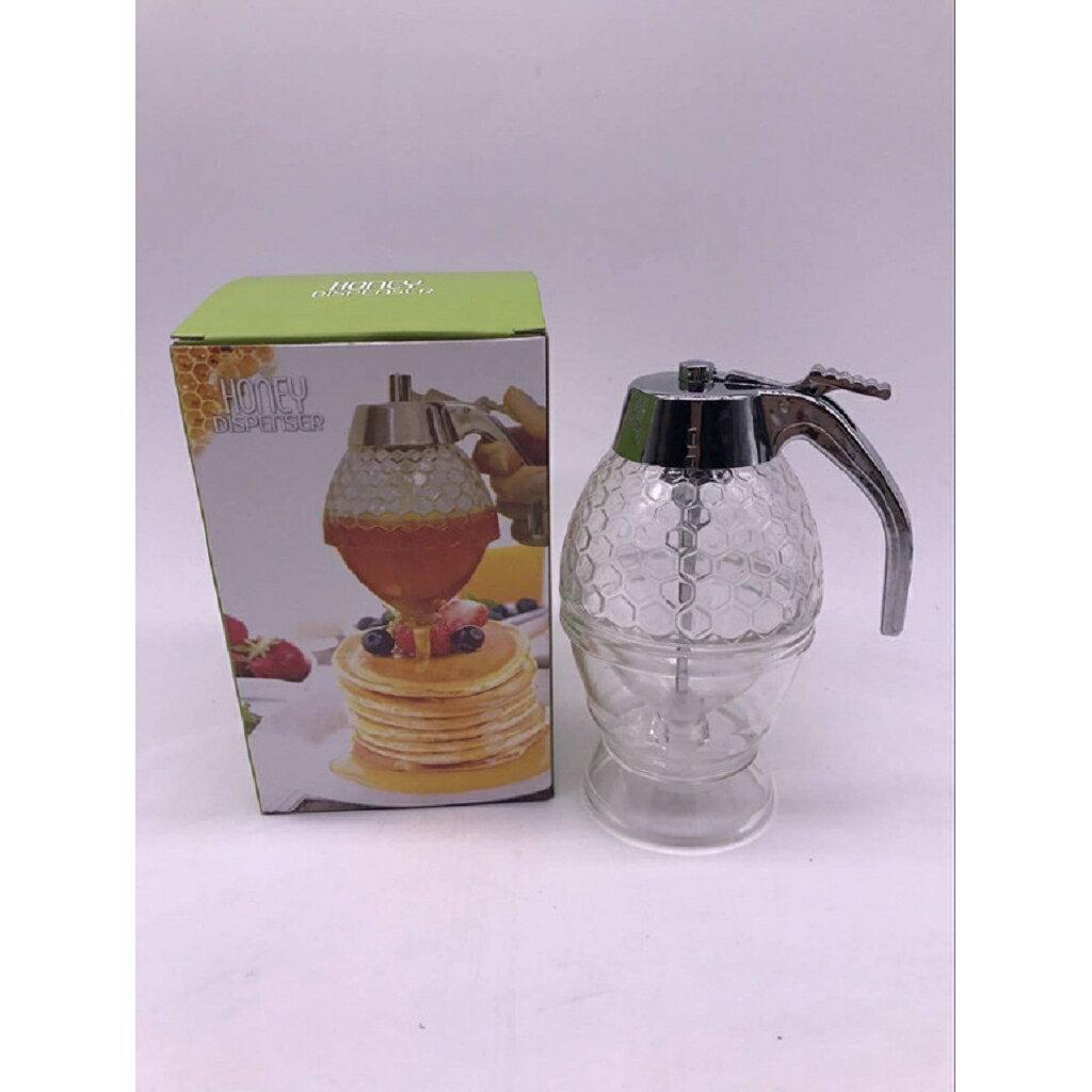 現貨供應▶honey dispenser 蜂蜜糖漿分發器 糖漿分配器蜂蜜分配罐