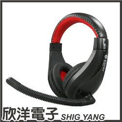 ※ 欣洋電子 ※ KINYO重低音立體聲耳機麥克風(EM-3631)電腦可用