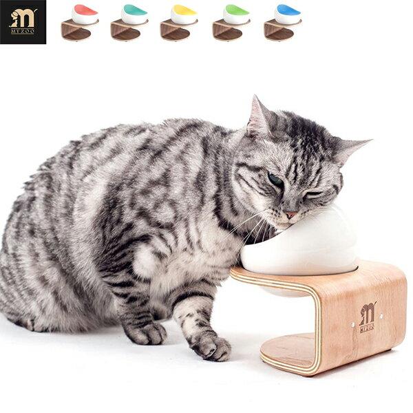 寵物用品 貓狗飼料碗 食物碗 餵食盤 時空膠囊碗 【YV4522】快樂生活網