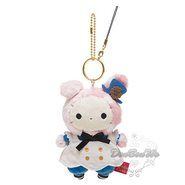 憂傷馬戲團吊飾掛件娃娃愛麗絲王國金色鍊子650397海渡