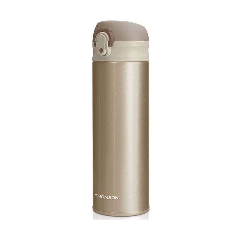 【迪特軍3C】THOMSON 480ml雙層不鏽鋼保溫瓶 TM-SAA0348H