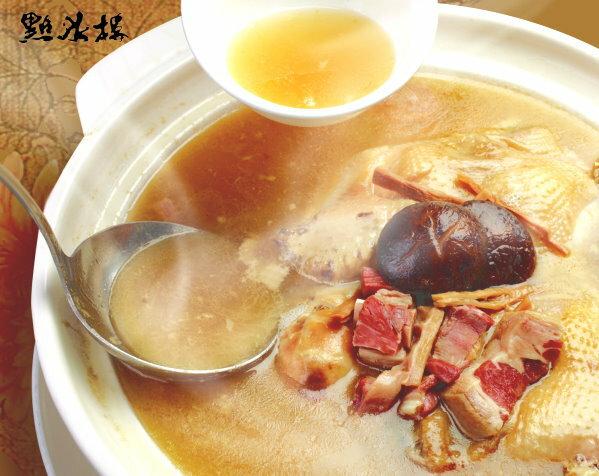 **愛湯者必喝**點水樓-砂鍋火烔雞湯 - 限時優惠好康折扣