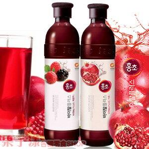 韓國 HongCho 清淨園 紅醋 (單瓶) 果醋 覆盆子醋 / 石榴醋 / 藍莓醋 [KR366] 1