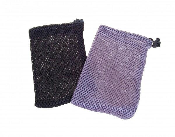 【aifelife】網布收納袋9.5x15cm網布束口袋方形網布套高級網布套網布袋飾品袋束口袋手機袋眼鏡袋收納袋