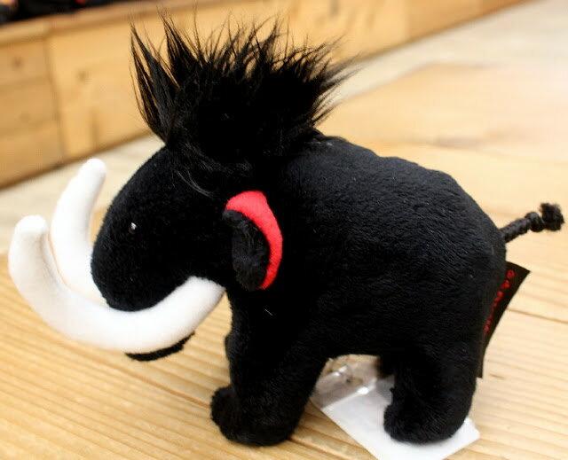 Mammut 長毛象 Mammut Toy 長毛象小象玩偶 絨毛玩具 長毛象公仔 S 2530-00200