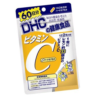 日本 DHC 維他命C ( 20日份40粒 / 60日120粒)