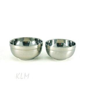 台灣製 304不銹鋼 隔熱碗(可疊式) 13cm(協)