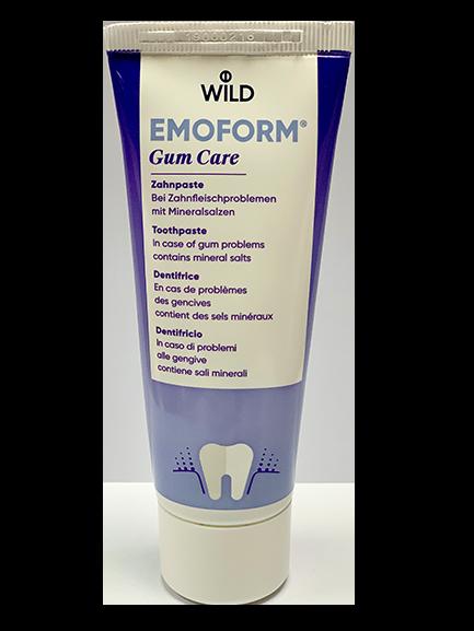 【EMOFORM瑞士原裝進口】敏感牙齦護理牙膏 75ml