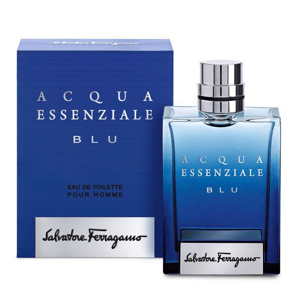 SalvatoreFerragamo湛藍之水男性淡香水50ml《Belle倍莉小舖》
