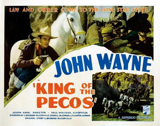 King Of The Pecos Photo Print (20 x 16) d54c6146887c416fcd27c7fb3eb83190