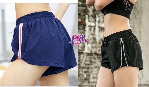 來福短褲,B347短褲可拉開拉鍊雙層速乾運動褲短褲子正品,單褲售價499元