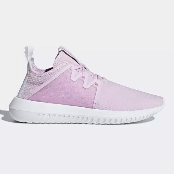 ADIDASORIGINALSTUBULARVIRAL2.0女鞋慢跑透氣粉紫白【運動世界】CQ3011