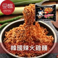 【豆嫂】韓國泡麵 人氣No.1辣火雞麵(2013年排名世界第二辣)-豆嫂的零食雜貨店-美食甜點推薦