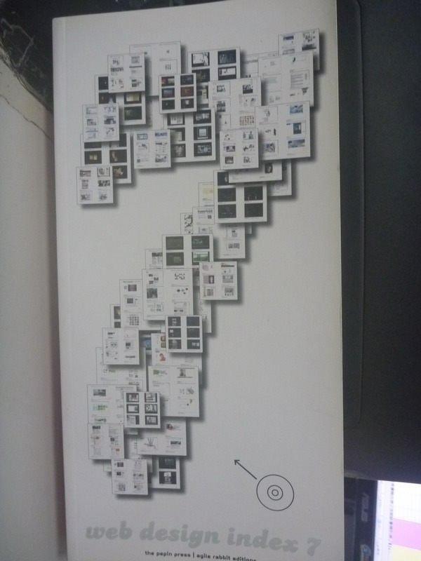 ~書寶 書T3/ _ZAJ~Web Design Index 7_Pepin Press_