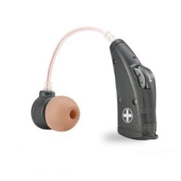 專品藥局【日本耳寶mimitakara 】元健大和助聽器(未滅菌) 電池式耳掛型助聽器 6B78 晶鑽黑【2009833】 1