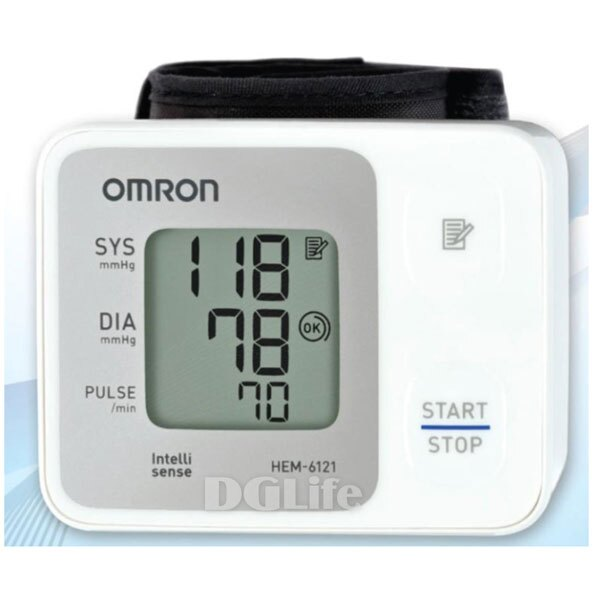 OMRON 歐姆龍 HEM-6121 手腕式電子血壓計